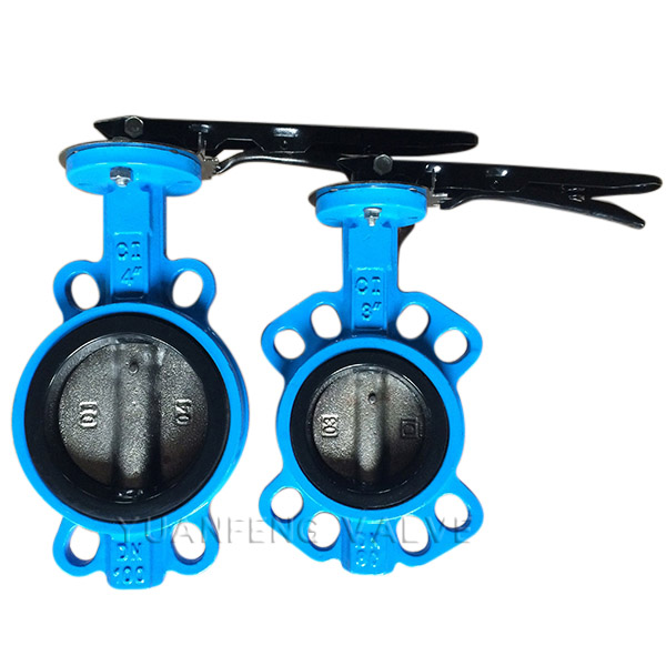 Low Price CI / DI Body Butterfly Valve